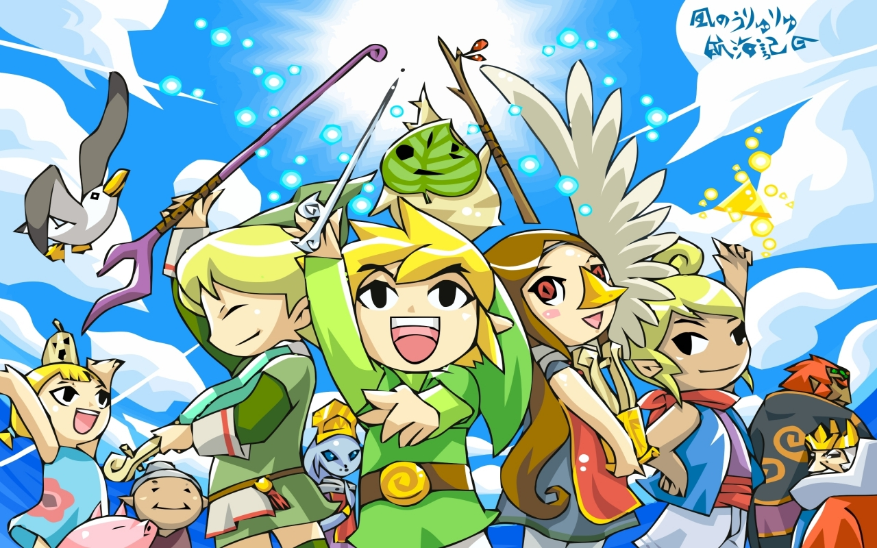 legend of zelda wind waker review
