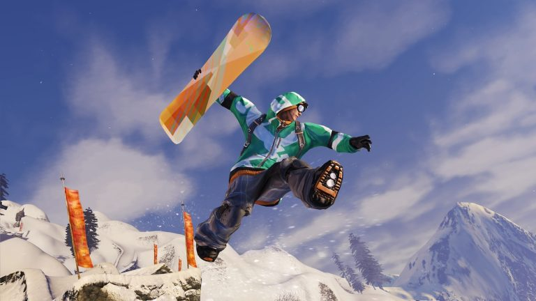 The Joy of SSX