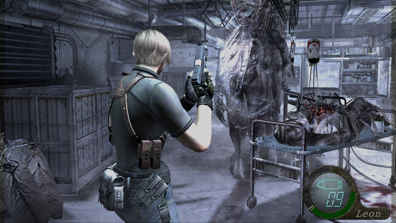 resident evil 4 pc review | The Game Show