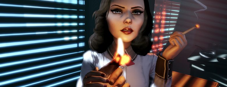 Elizabeth in Bioshock Infinite Burial at Sea Episode 1