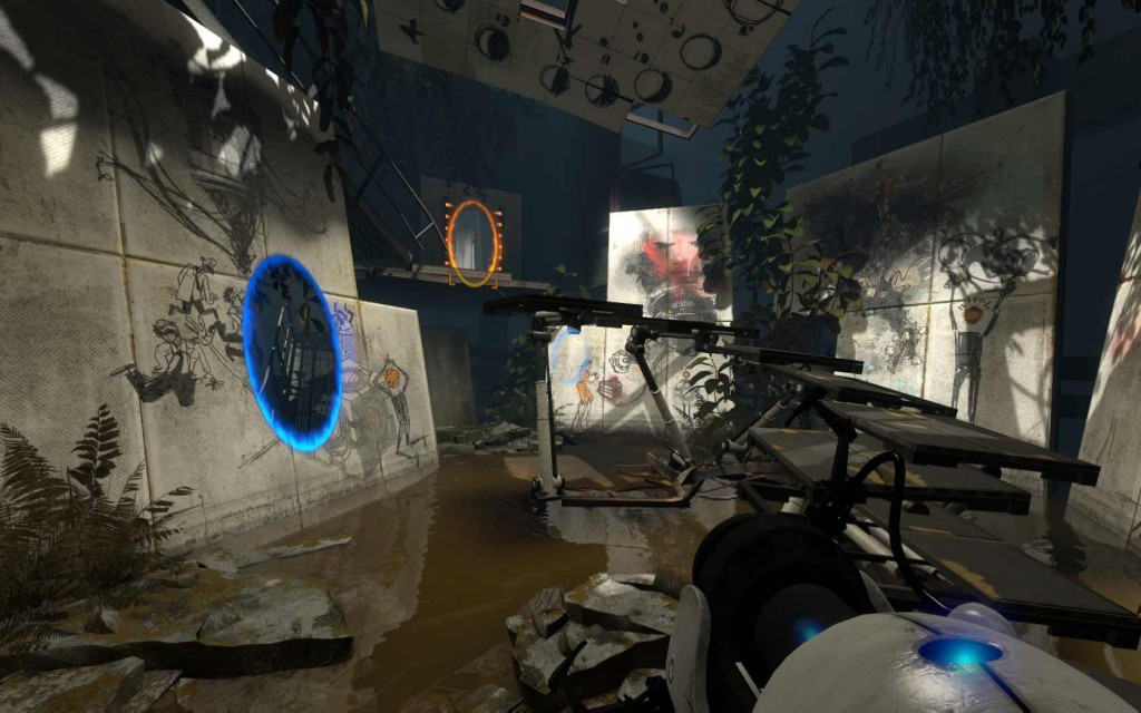 portal 2 best couch coop games