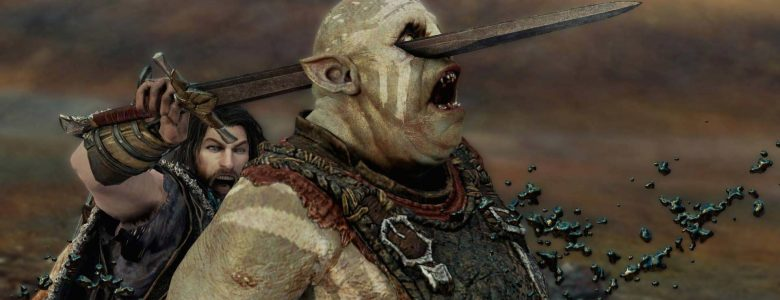 middle earth shadow of mordor game review