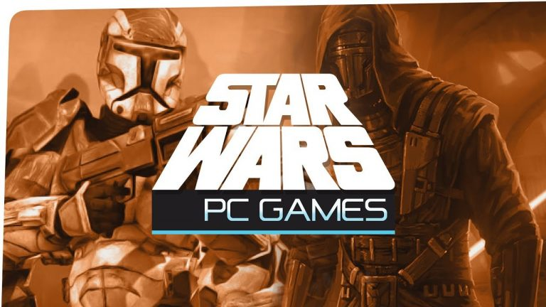 The Best Star Wars PC Games