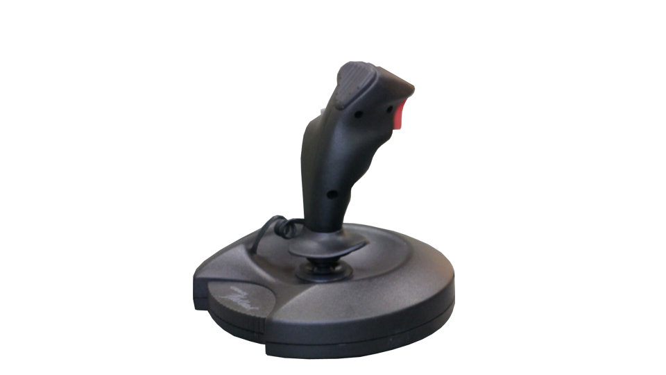 gravis blackhawk game port joystick