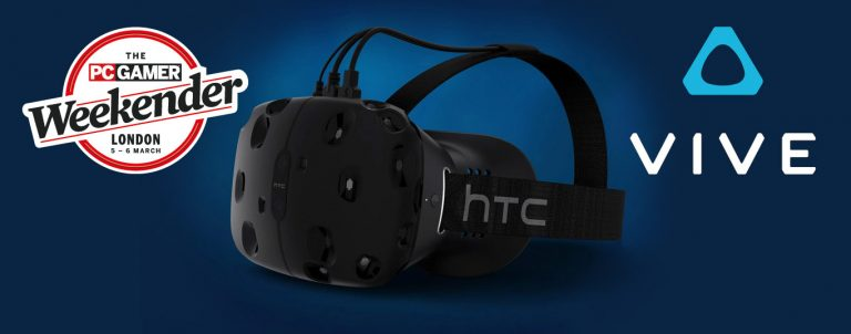 NVIDIA & HTC Bring VR to PC Gamer Weekender