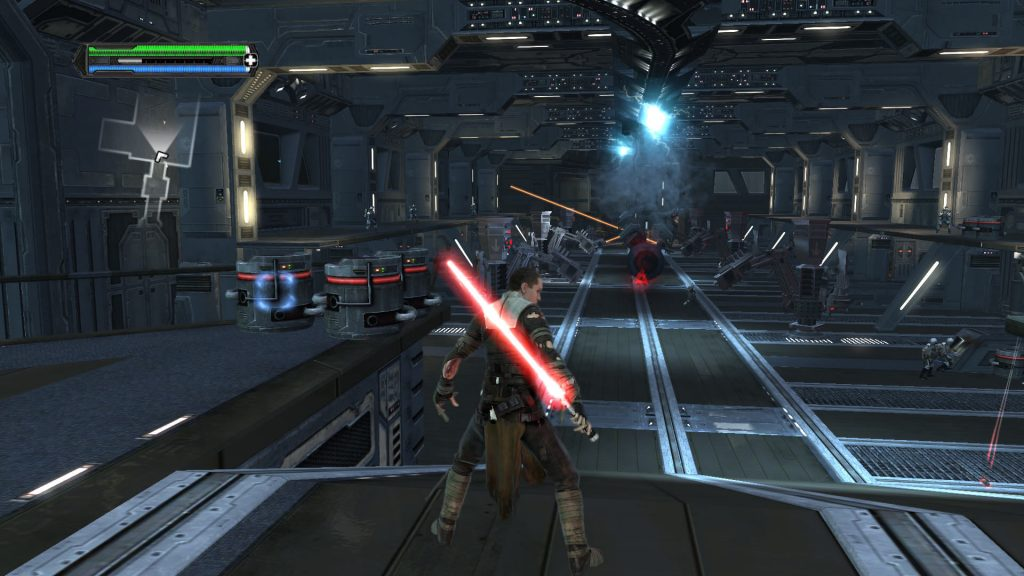 star wars the force unleased 3 pc