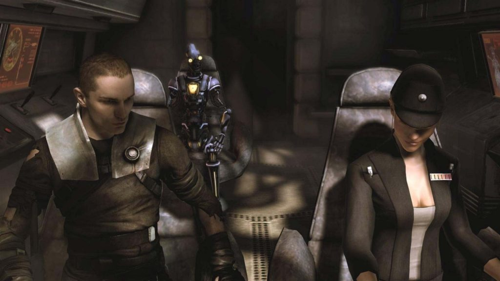 star wars the force unleashed 2 pc review