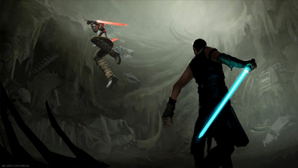 star wars the force unleashed 2 pc