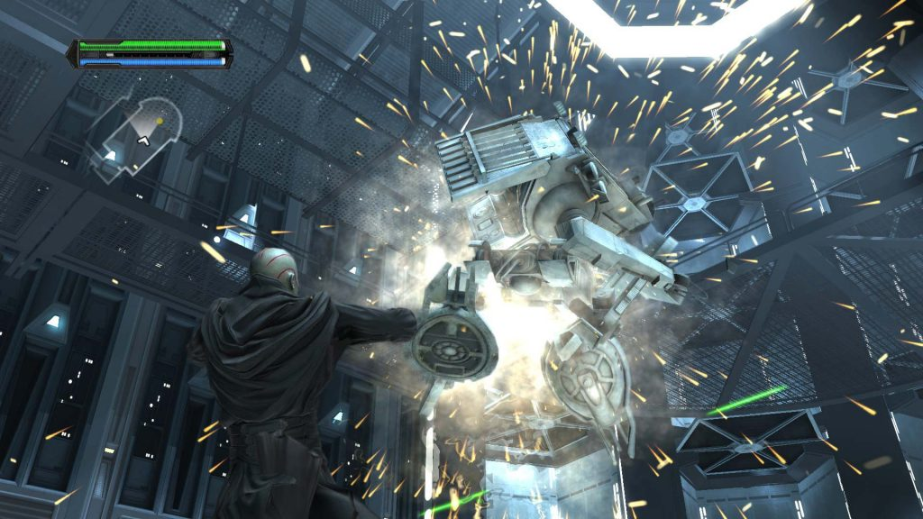 star wars the force unleashed 2 and 3