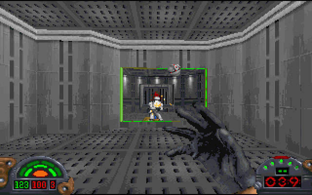 star wars dark forces dos pc game review