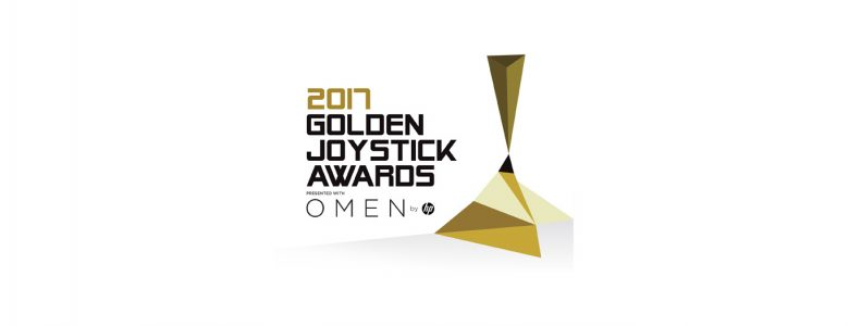 The Golden Joystick Awards presented with OMEN by HP ...