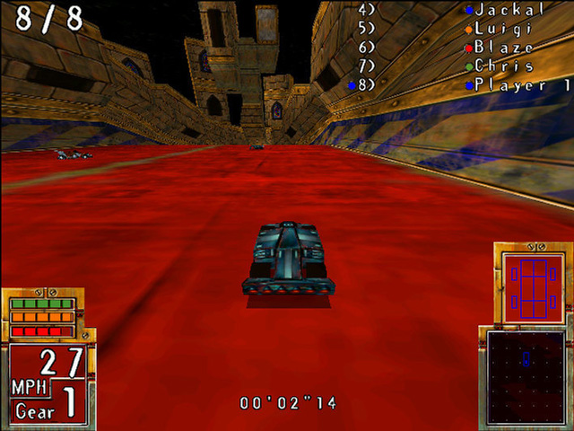 POD PC Review | Planet of Death 1998 Retro PC Racing Game