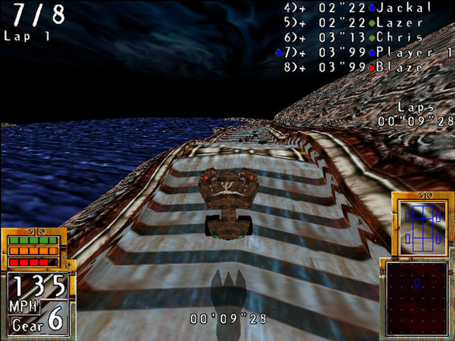 pod gold racing pc game