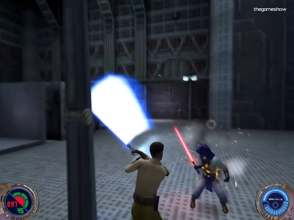 Jedi Knight 2 Jedi Outcast Review