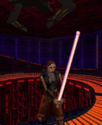 jedi knight mysteries of the sith screenshot