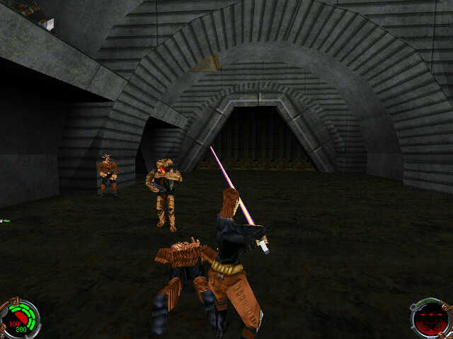 mysteries of the sith pc game