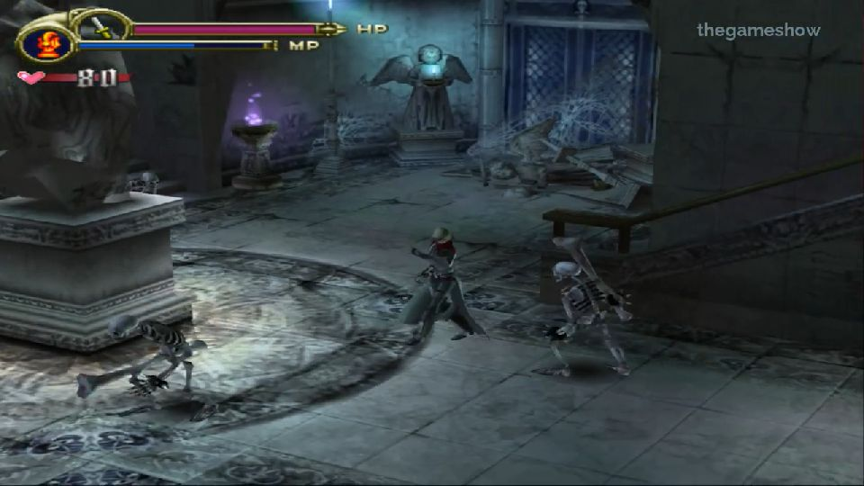 lament of innocence review ps2