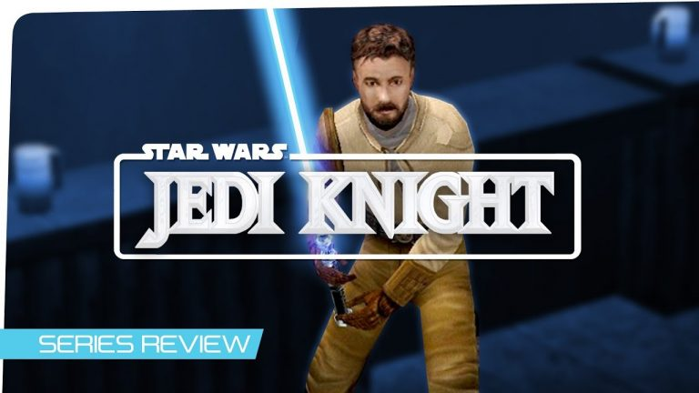 Jedi Knight Series Review